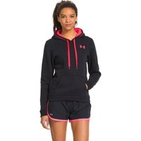 Under Armour Women's Rival Cotton Hoodie | DICK'S Sporting Goods