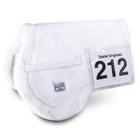 Toklat Superquilt Close Contact Competition English Pad with Number Pockets 23-0533