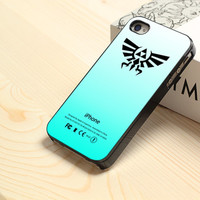 iForce The Legend Of Zelda Print On Hard Case or Soft Case For iPhone 5/5s/5c, 4/4s