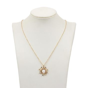 Gift Shiny New Arrival Stylish Jewelry Accessory Innovative Necklace [132685955092]