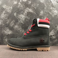 Timberland 6 x NBA 'Chicago Bulls' Boots - Best Deal Online