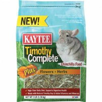 Kaytee Timothy Complete Plus Flowers for Chinchilla