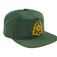 Out Here Unstructured Forest Snapback Hat - Shop | Benny Gold