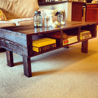 Free shipping on a beautiful Rustic Coffee Table!!!!
