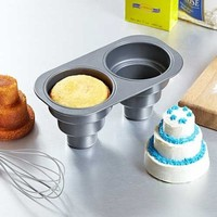 One Cavity Three Tier Cake Pan 84