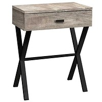 Earthy Beauty Accent Table