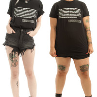 Knowledge Drop: Body Image Tee