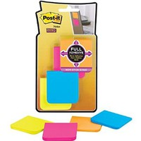 Post-it Super Sticky Full Adhesive Notes, 2 in x 2 in size, Rio de Janeiro Collection, 8 pads/pack (F220-8SSAU)