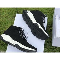 Balenciaga 2.0 Black Sock Shoe