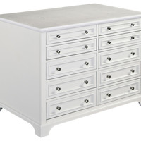 Naples Closet Island - Transitional - Dressers - by Home Styles Furniture