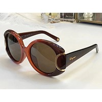 Ferragamo Popular Womens Mens Fashion Shades Eyeglasses Glasses Sunglasses