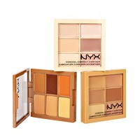 CONCEAL, CORRECT, CONTOUR PALETTE | NYX Cosmetics