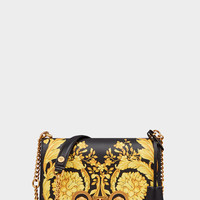 Versace Barocco Icon Shoulder Bag for Women | US Online Store