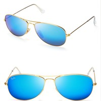 Ray-Ban New Aviator Mirrored Sunglasses | Bloomingdales's