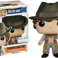 POP TV: Doctor Who - Jelly Holding Dr #4