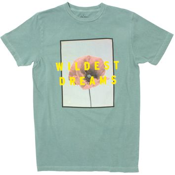 Wildest Dreams Poppy graphic tee by Altru Apparel