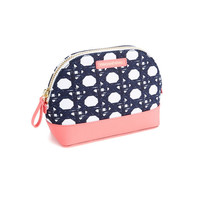 Caning Large Cosmetic Case