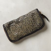 Papyrus Wallet by Caterina Lucchi Carbon One Size Clutches