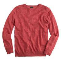 J.Crew Mens Cotton-Linen Sweater