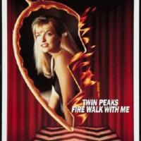 Twin Peaks Fire Walk With Me Poster 24inx36in