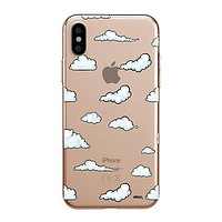 Cloud 9 - Clear TPU - iPhone Case