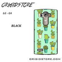 Cactus For LG G4 Case UY