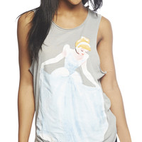 Cinderella™ Slash Back Tank | Wet Seal