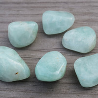 "PREHNITE ""Peaceful Healer"" Stone of Unconditional Love - Be Kind To Yourself"