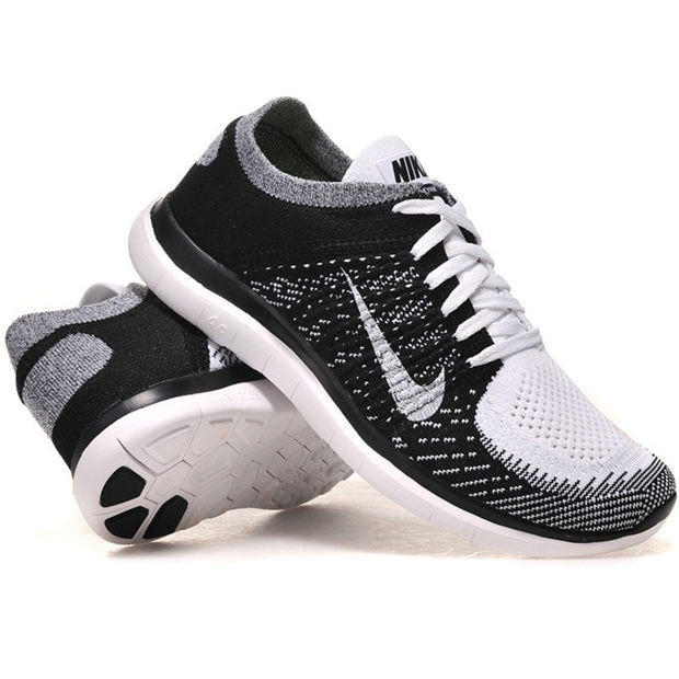 Image of NIKE Women Men Running Sport Casual Shoes Sneakers knit line