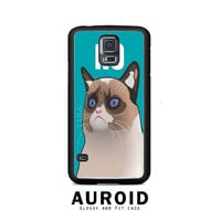 Cactus The Cranky Cat Samsung Galaxy S5 Case Auroid