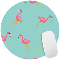 Flamingos Mouse Pad Decal