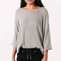 Silence + Noise Miley Dolman Pullover Sweater