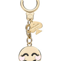 Kate Spade Tickled Pink Keychain Multi ONE