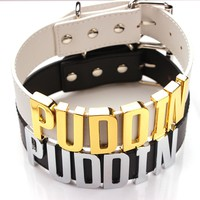 Harley Quinn PUDDIN Choker Suicide Squad