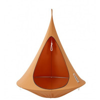 Cacoon Single Hammock Adult Hanging Chair Tree Tent Swing