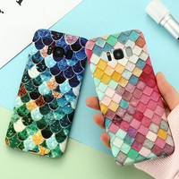 Samsung Galaxy S8 Dirt-resistant Colorful Case 0931-22