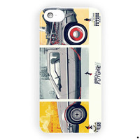 Back To The Future Custom Design For iPhone 5 / 5S / 5C Case