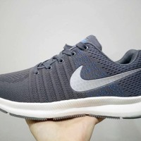 """Nike"" Men Sport Casual Flyknit Sneakers Fashion Running Shoes"