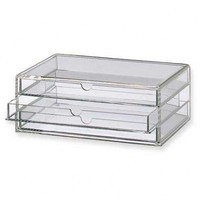 Acrylic Cases-3 Drawer