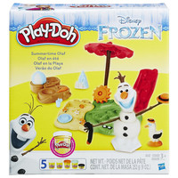 Play-Doh Olaf Summertime Playset Featuring Disney Frozen