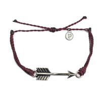 Silver Arrow Burgundy