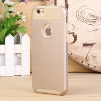 Gold iPhone 6S Case Hybrid ( Shock Proof )