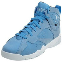 Jordan Kid's Air 7 Retro BG, UNIVERSITY BLUE/WHITE-WHITE