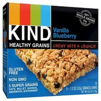 Kind® Vanilla Blueberry Gluten Free Granola Bars - 5ct