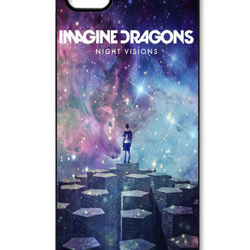 imagine dragons band logo iphone 5/5s