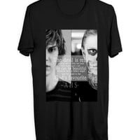 American Horror Story Evan Men T Shirts