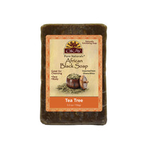 African Black Soap Tea Tree 5.5oz/156Gr