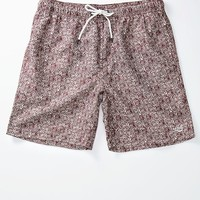 Lost Blowhole Volley Boardshorts - Mens Board Shorts - Red