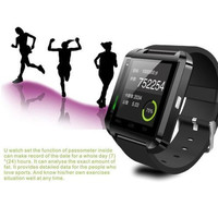 U8 Bluetooth Smart Wrist healthy Watch Phone for nomal cell smart phone