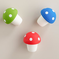 Toadstool Wine Bottle Stoppers - World Market